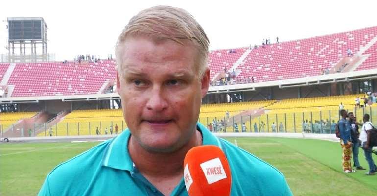 Dreams Fc Coach Juha Pasoja