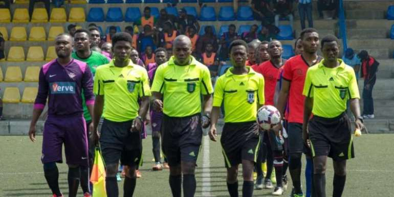 Special Competition: RAG Suspends Officiating Of Matches Over Unpaid Allowances