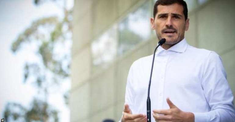 Iker Casillas Discharged From Hospital After Heart Attack
