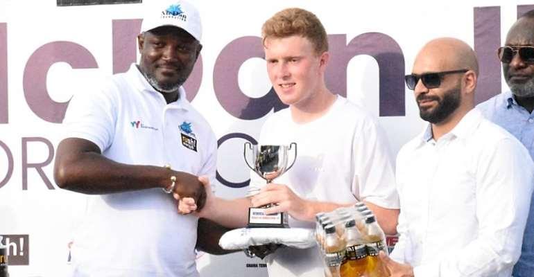Ryan Storrie Beat Benjamin Lock To Win 2019 McDan ITF World Tour