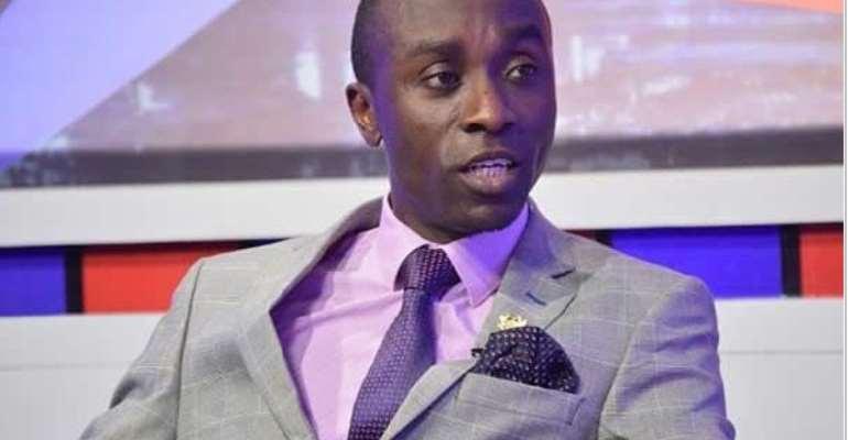 Mr. Ernest Kofi Owusu Bempah, Director of Communication at Ghana Gas