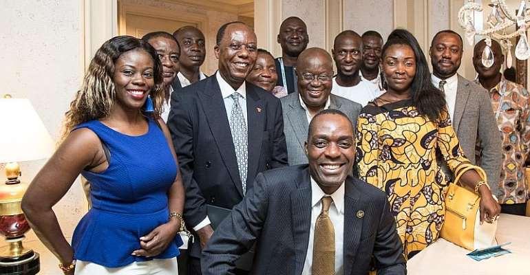 Covid-19 Fight: NPP-Japan Applauds The Leadership Of Ambassador Frank Okyere