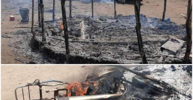 Tevikope Youth Free Suspect, Brutalised Complainant And Set Community Ablaze