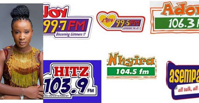 Multimedia Lays Off Naa Ashorkor, 100 Others