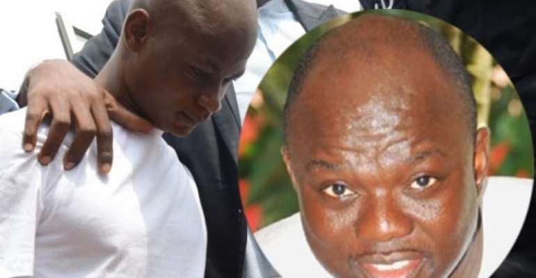 I dozed off only to realize JB Danquah Adu has been killed – Security man tells Court