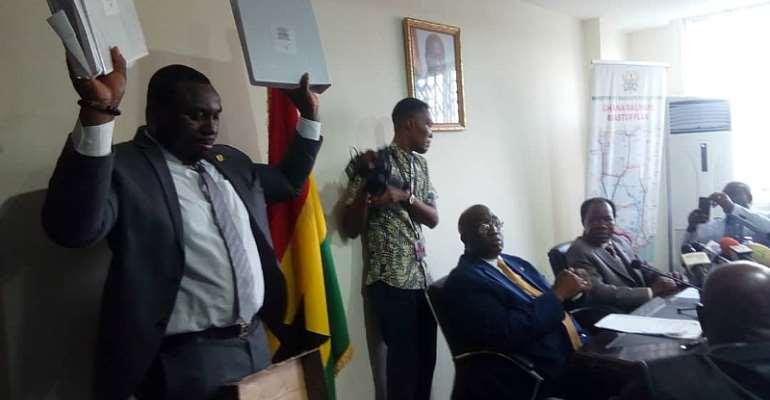 Ghana, Burkina Bid Open For Railway Project