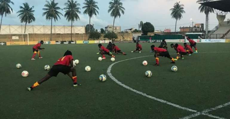 2019 Women's WAFU: Black Queens Hold First Training Ahead Of Zone B Opener