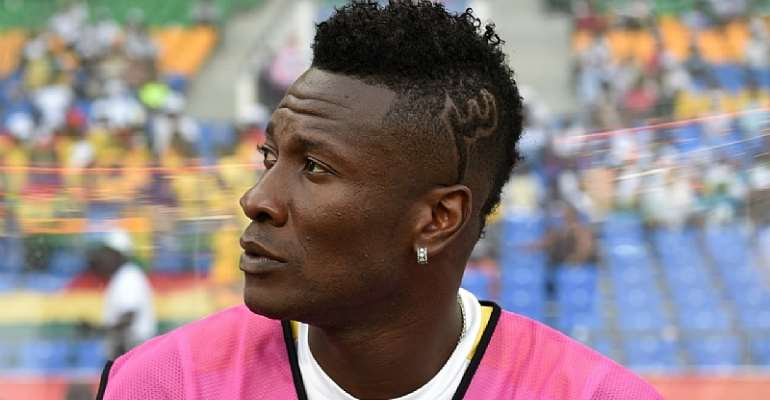 AFCON 2019: Asamoah Gyan Insists He Is Ready For Tournament