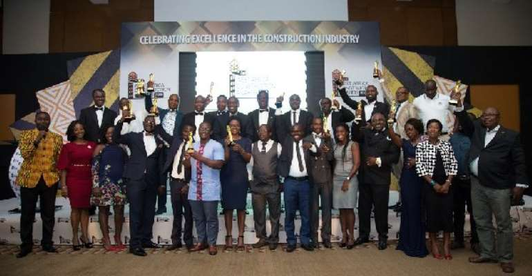 Over 30 Construction Leaders Honoured