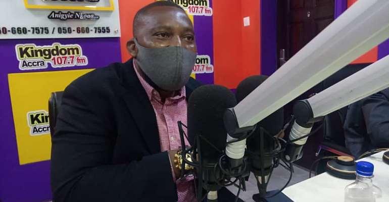 Chief Biney Punches Akufo-Addo Over COVID-19 Politics