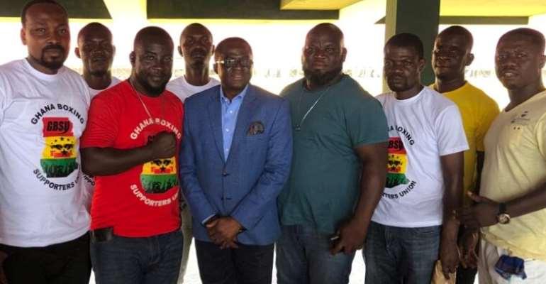 Stephen Ashie Is Still President Of GBSU – Founder