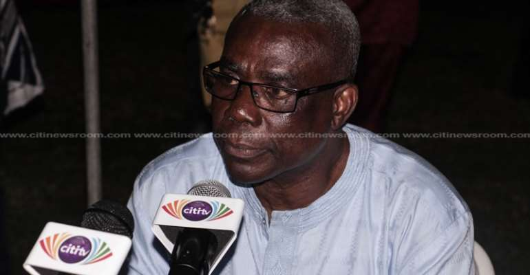 Mac Manu Appointed As NPP Campaign Manager Again For Election 2020
