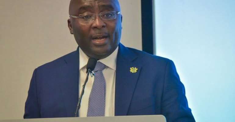 Your 7% Average GDP Growth Very Useless: Economist Chases Bawumia With 301 Questions