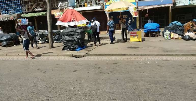 Covid-19: Obuasi Shops To Go Double Track System