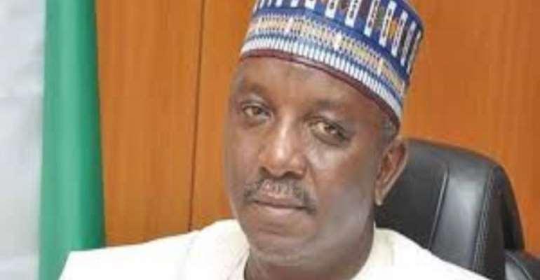 Nigeria's Minister of Power Saleh Mamman