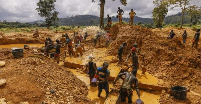 400 officers patrolling Pra River enters second phase of galamsey fight