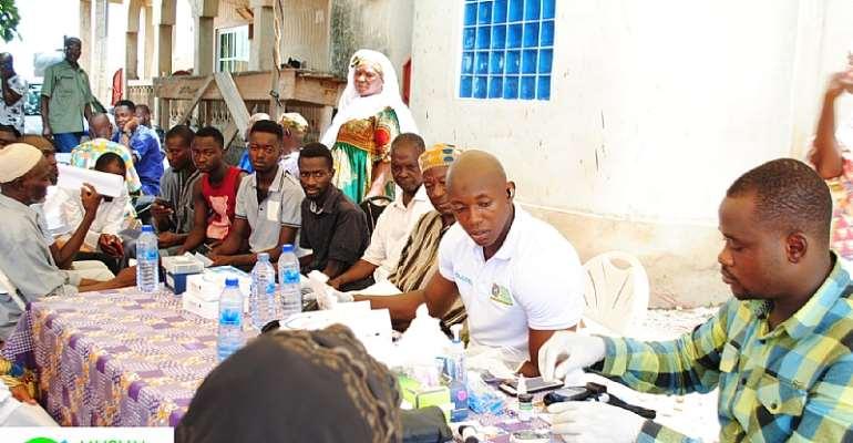 Muslim Health Workers Association of Ghana