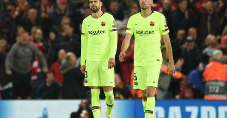'The Kids Are Sleeping' - Mourinho Compares Barca To Under-14 Team After Liverpool Collapse