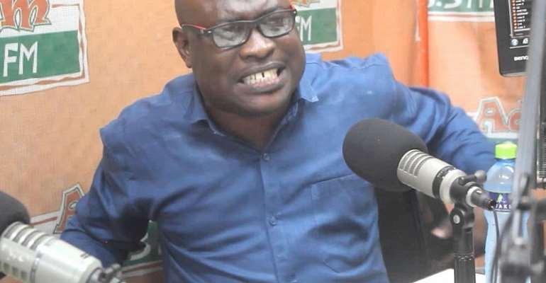 Is the Loquacious Kwaku Boahene of NDC now Seeking False Alibis?