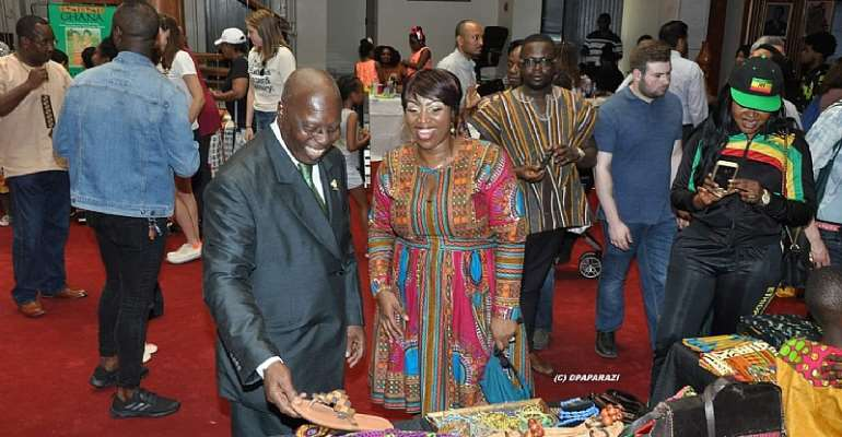Ghana Cultural Tourism Day