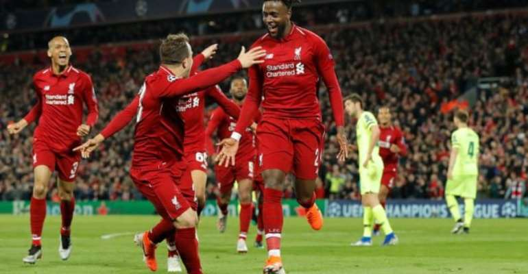 Liverpool Produce Epic Comeback Against Barcelona To Reach Final