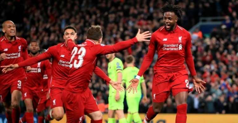TRAGIC!: Ghanaian Liverpool Fan Pronounced Death Out Of Shock After Win Over Barcelona