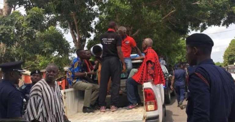 Volta Secession: REGSEC Intensifies Security In Volta Region