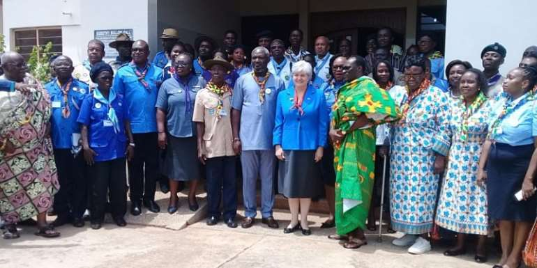 3rd Africa Regional Scout and Guide Confab ends in Accra