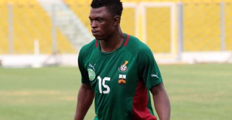 Ghanaian International Rashid Summaila