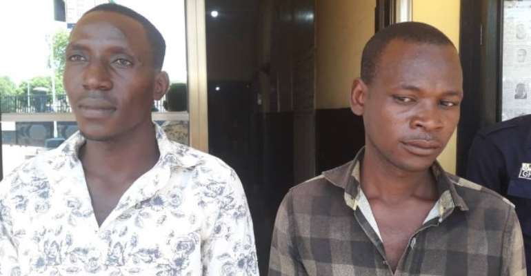 Two Robbers Jailed 40yrs In Wa