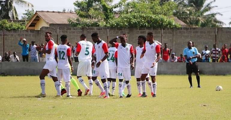 NC CUP: Karela Earns Vital Point From Inter Allies To Keep Pressure On Hearts