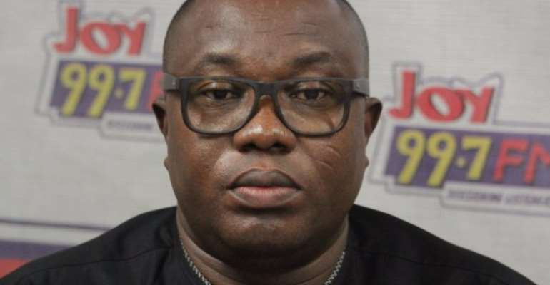 The NDC Chairman is already in court over a leaked tape he denies knowledge of
