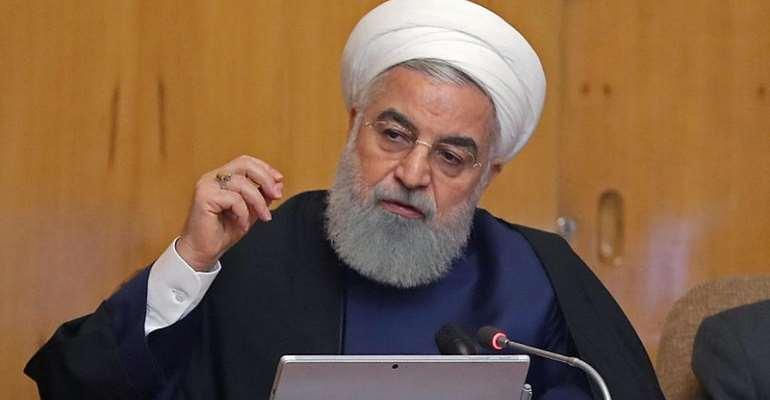 HO / Iranian Presidency / AFP