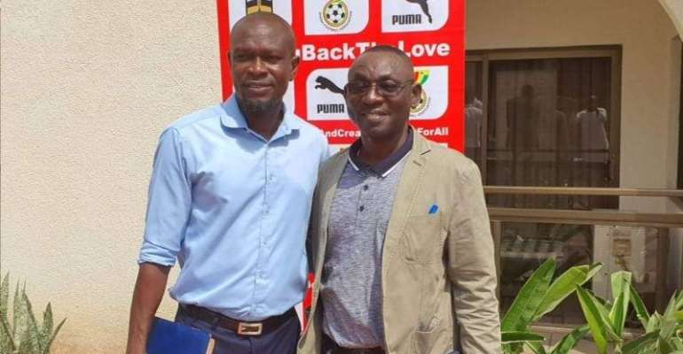 CK Akonnor Wants GFA To Allow National Team Coaches To Share Their Ideas