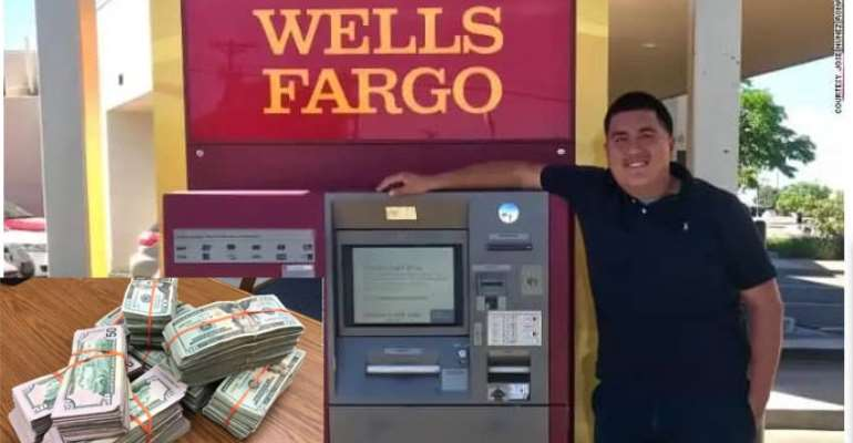 Albuquerque Man Found $135K Near ATM; Hands It Over To Police
