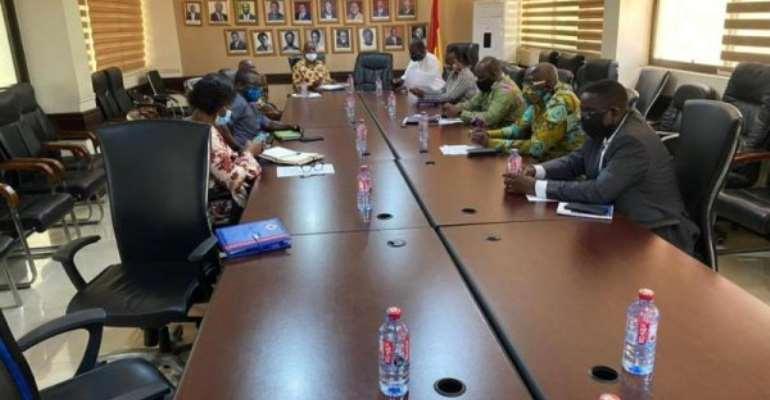 Petroleum Hub Implementation Committee Inaugurated