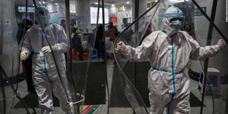 Covid-19: 78 Contacts To First Patient In Bono Region Quarantined