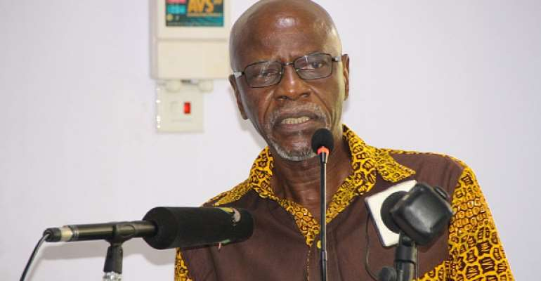 Akoto Ampaw urges EC must to review election results collation