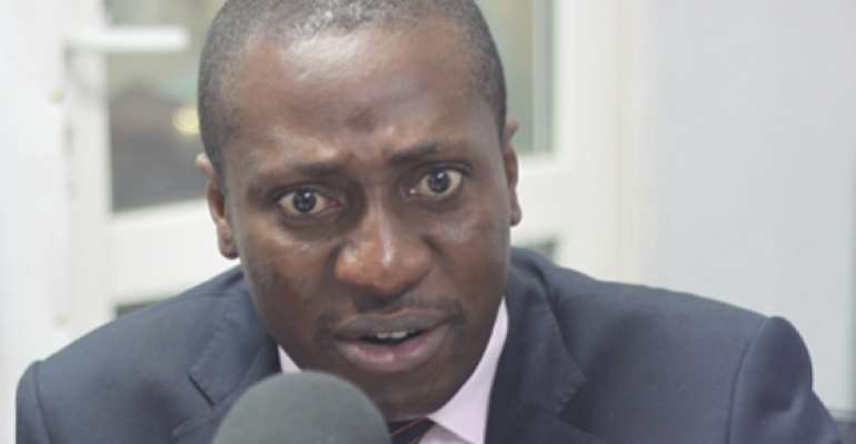 CID Case: Keep Quiet And Suffer —Afenyo Markin