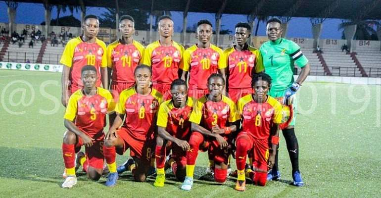 2019 Women's WAFU: Black Queens Start On A Bright Note By Beating Senegal