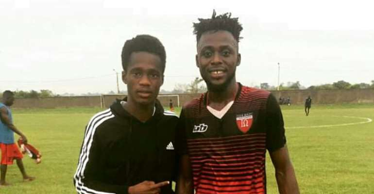 Ghanaian Youngster Mark Owusu Dwomoh Elated To Qualify Issia Wazi To Ivorian Top-Flight