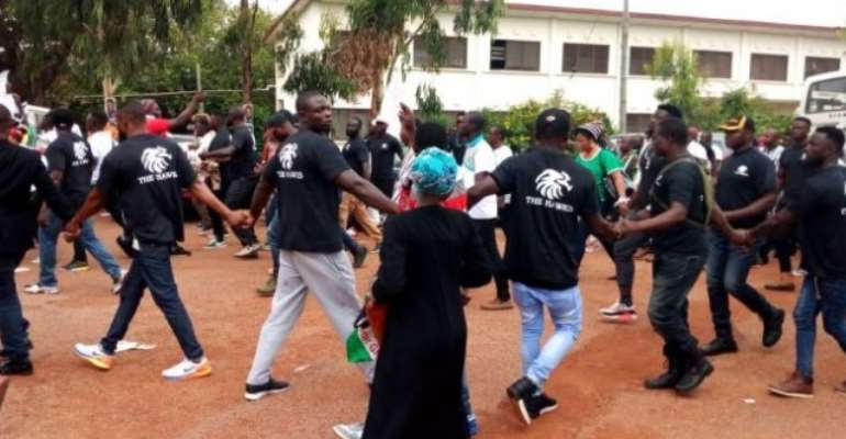 Exclusive: Over 3000 NDC 'Hawks' Members Hold General Meeting To Disown Party