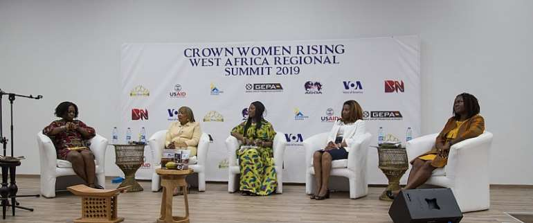 Crown Women Rising (CWR) To The Rescue Of Women In Business