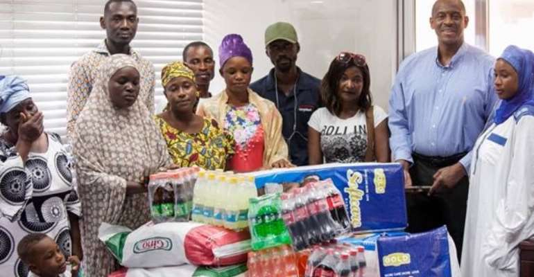 Coca Cola Joins Interplast To Support Families of May 9 Victims