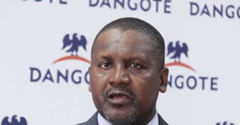 Sanction Dangote Cement, Others Or Else...—Cement Manufacturers To Gov't