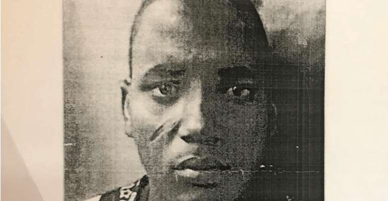 Ex-convict Wanted For Robbery