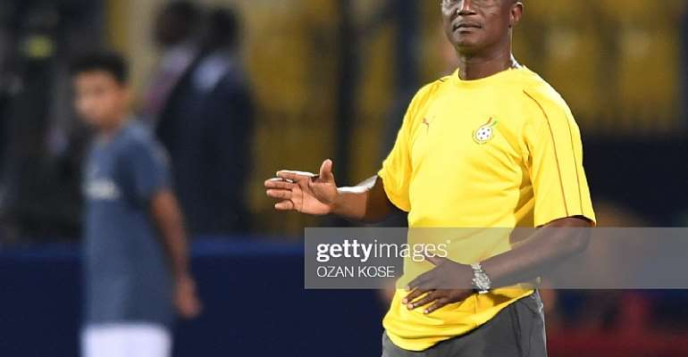 Sports Ministry Must Pay Kwesi Appiah's Arrears - GFA