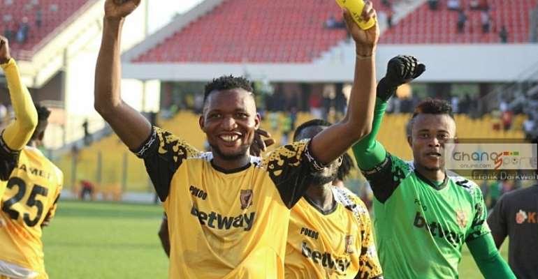 Asante Kotoko Agree To Pay $15,000 To Sign Ashgold's Latif Anabila - Reports