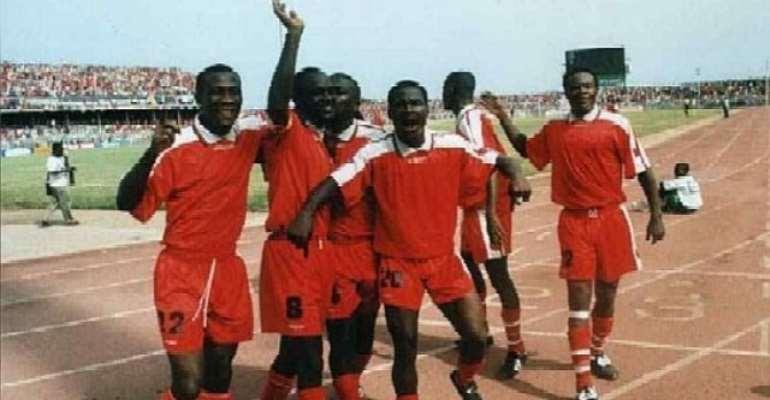 Kotoko Beats Eq. Guinea National Side