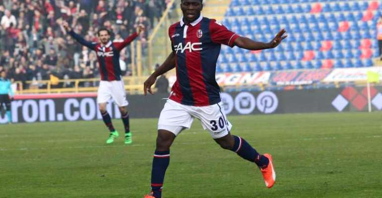 Godfred Donsah declares his readiness to play for the Black Stars after impressive season